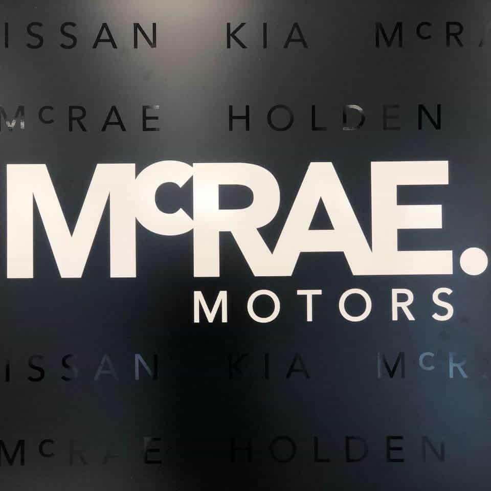 McRae Motors